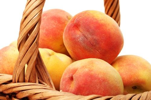 персики и гастрит желудка
