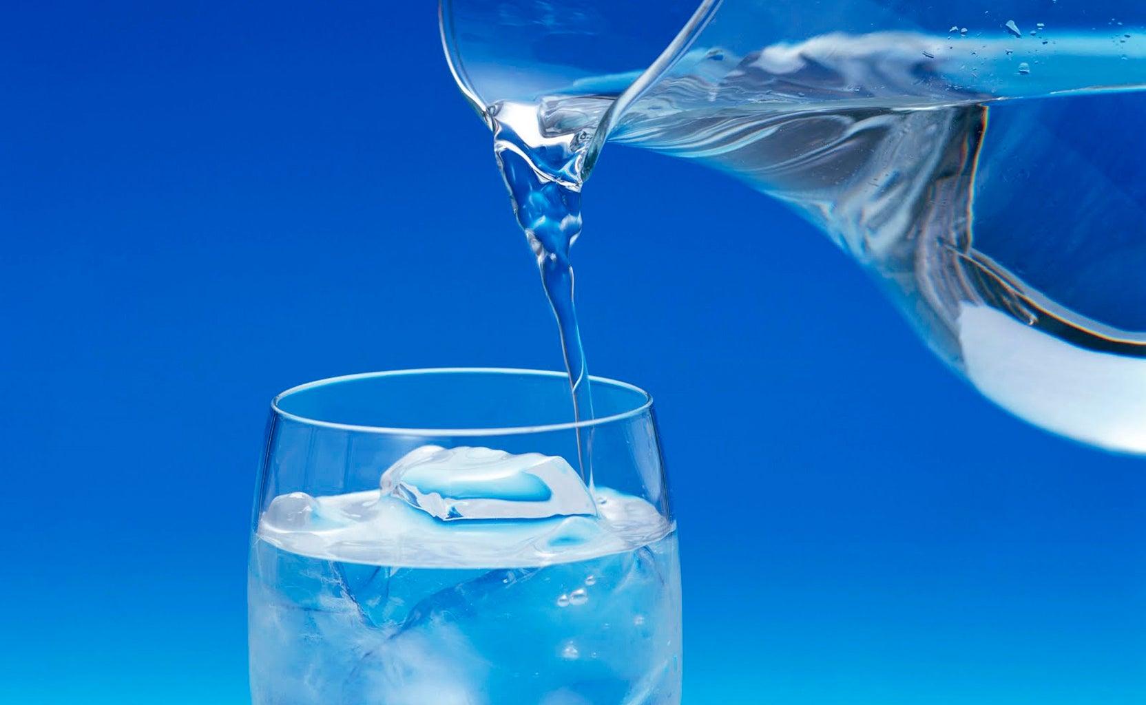 Вода поможет защитить волосы