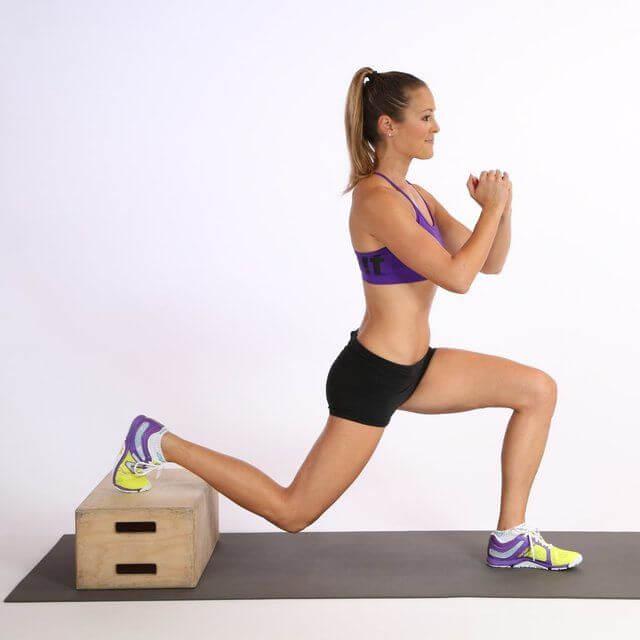 Лучшие упражнения для ног! Готовим свое тело к лету!