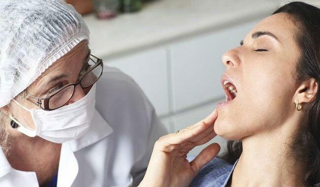 Белезни десен и зубов