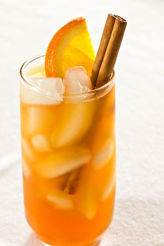 апельсиновый-чай