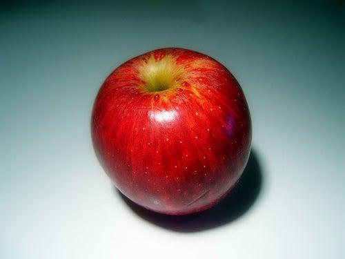 Яблоки помогут очистить артерии