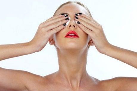 Увлажнение глаз поможет сохранить зрение