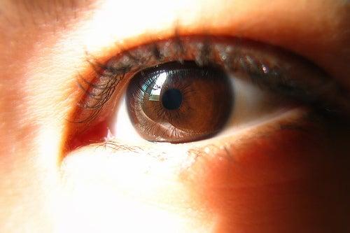 карие-глаза