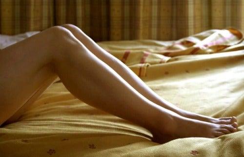 Виды боли и ноги