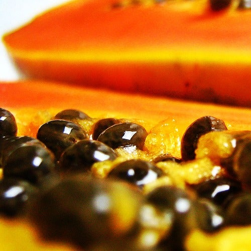 Семена и папайя поможет похудеть