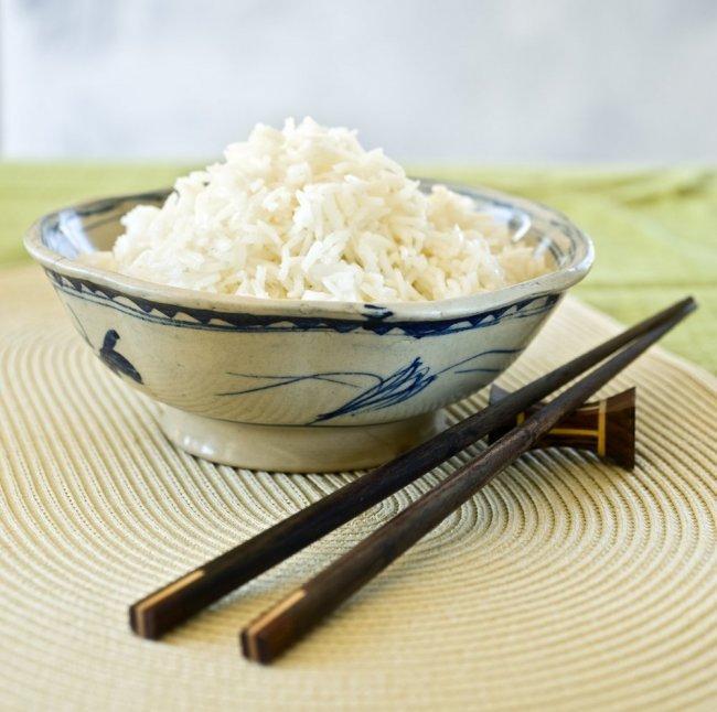 Японская диета для похудения: рис
