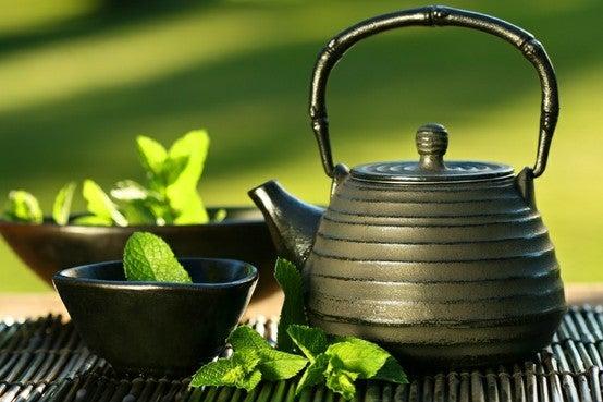 chai zelenii