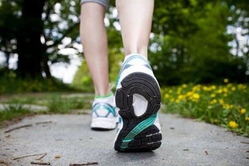 Ходьба — прекрасный способ похудеть!