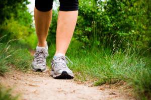 Ходьба и лишний вес