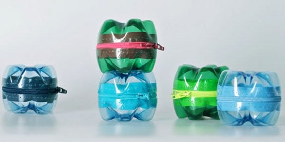 Пластиковый кошелек