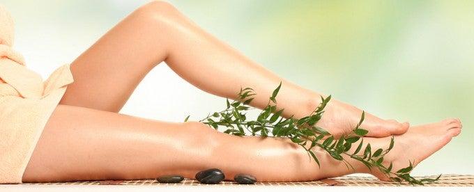 Лекарственные травы и здоровье ног