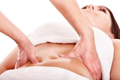 Лечебные массажи для похудения