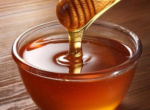 мед и герпес