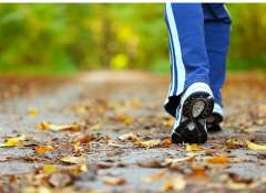 пешие прогулки