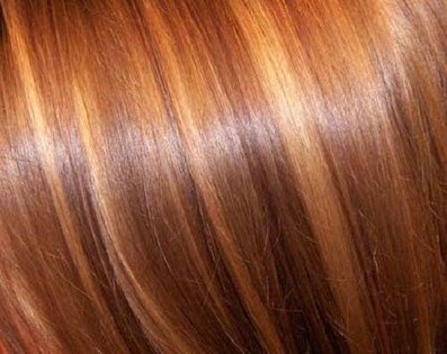 Волосы и свойства перекиси водорода