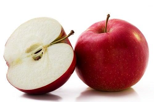 Избыточное количество мочевой кислоты в организме и польза яблок