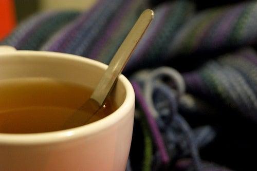 чай для очищения крови