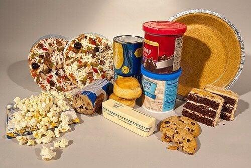 Жиры ухудшают здоровье костей