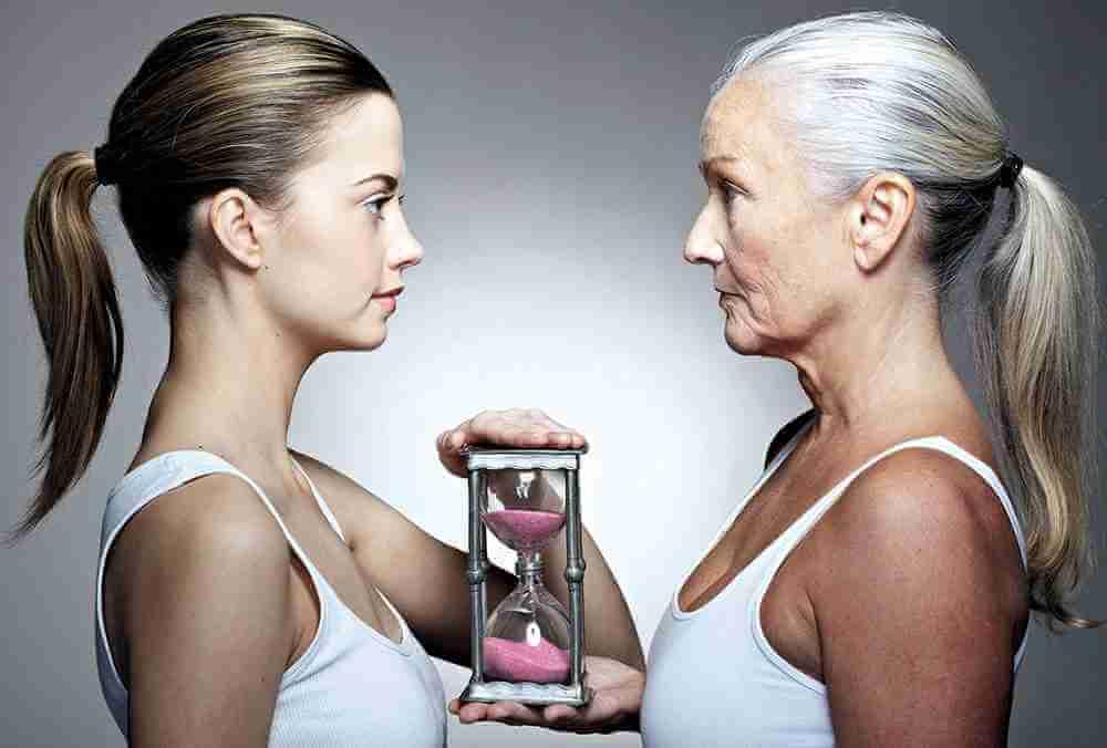Правильное питание поможет замедлить процесс старения