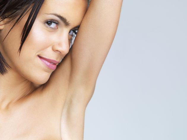 Огуречный сок поможет отбелить кожу подмышек