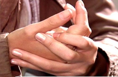 Воспаление пальцев рук