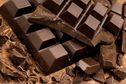 Шоколад поможет преодолеть усталость