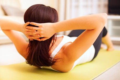 Упраднения помогут облегчить симптомы менопаузы