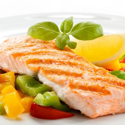 Жирная рыба и хрящи