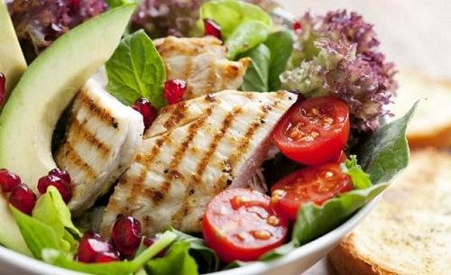 похудеть без мучений поможет щадящая диета