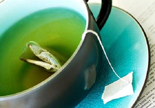 Зеленый чай и здоровая поджелудочная железа