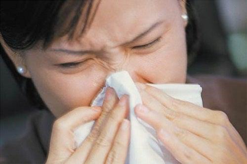 dykhatelnye infektsii