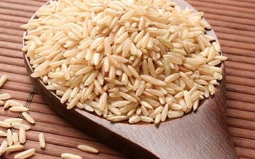 Коричневый рис поможет сохранить печень здоровой