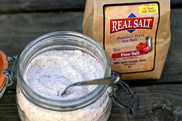 Морская соль поможет вылечить синусит