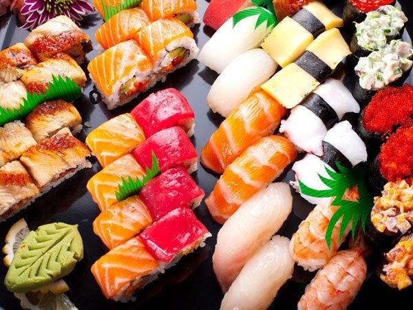 Суши и сбалансированная диета