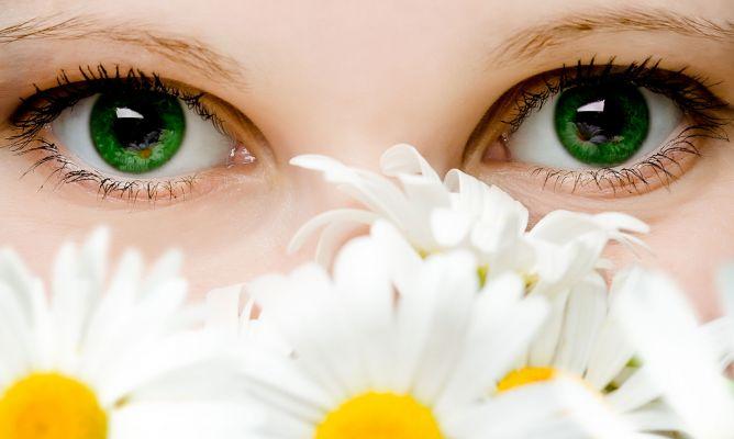 Перед свиданием позаботьтесь о блеске ваших глаз