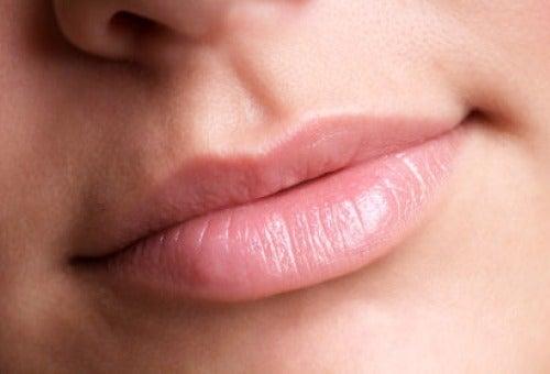 Перед свиданием уделите время уходу за губами