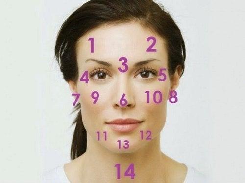 Зоны на лице и высыпания: как понять, что происходит с организмом
