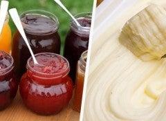 marmelad i maslo