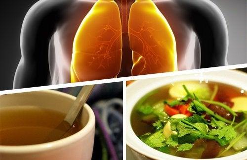 Мокрота в легких: какие натуральные средства помогут?