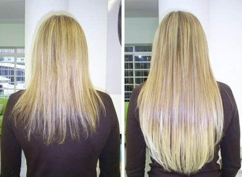 Натуральные средства для ускорения роста волос!