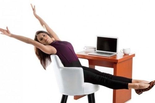 Релаксация и упражнения