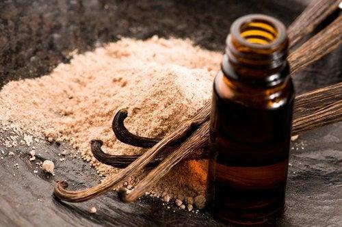 Натуральные ароматизаторы и ваниль