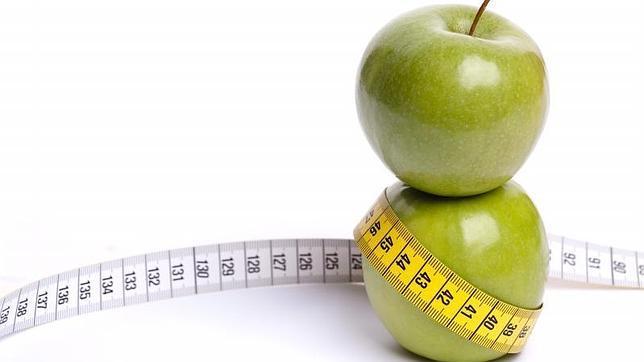 Яблоко поможет сделать живот плоским