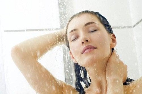 Холодный душ по утрам