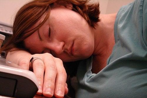 Усталость и авитаминоз