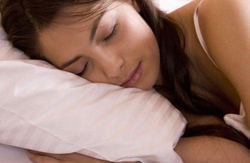 Полезные привычки и сон
