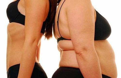 Не можете сбросить вес? Узнайте причину этого!