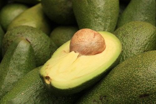 Авокадо чтобы улучшить усвоение жиров