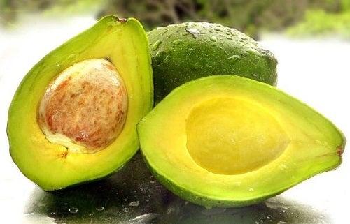 Авокадо для ресниц